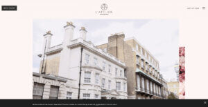 Our new Aesthetics website is now live in Harley Street